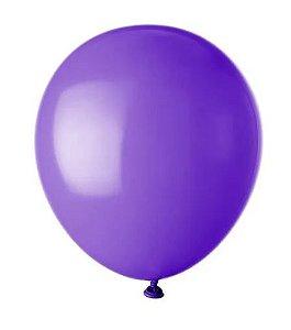 Balão Látex Big balão - Roxo