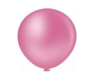 Balão Látex Big balão - Fucsia