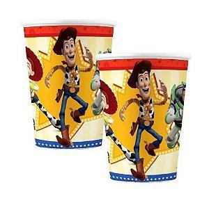 Copo de Papel 180ml Toy Story - 12 unidades