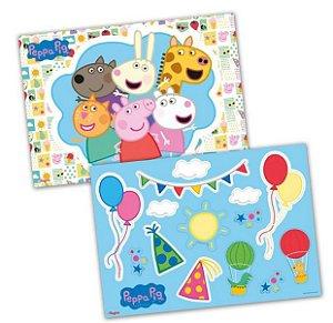 Kit Decorativo Peppa Pig Clássica - 01 unidades