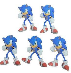 Mini personagem Sonic
