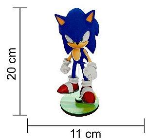 Centro De Mesa - Sonic
