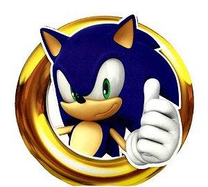 Enfeite Grande -  Sonic - 1un.