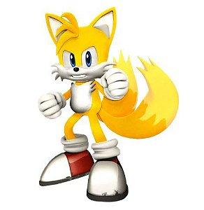 Painel Sonic - Tails EVA