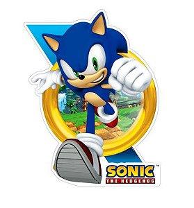 Enfeite Gigante - Sonic