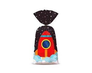 Sacola Surpresa Astronauta 15x29 8un Cromus