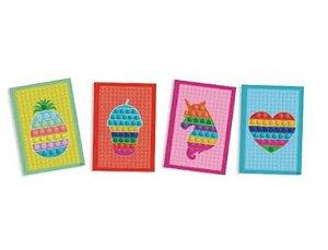 Quadros Decorativos Pop It- Festcolor
