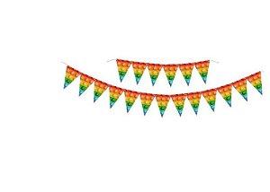 Faixa Decorativa Pop It -  01 unidade  - Festcolor