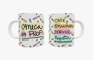 Caneca Cerâmica - Dia dos Professores
