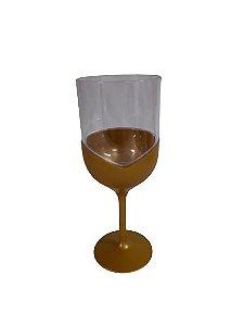 Taça passion - Dourado 400 ml