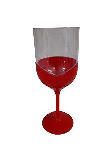 Taça passion - Vermelho 400 ml