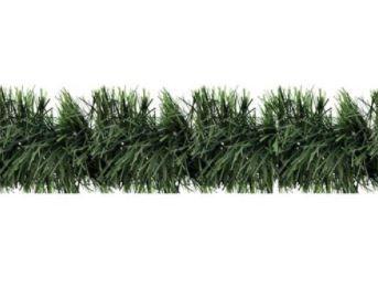 Festão Verde brilhante  2.0m x 10 cm largura