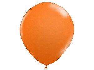 Balão n° 9 Polegadas - Laranja Art Latéx - 50 unidades