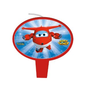 Vela Plana - Super Wings