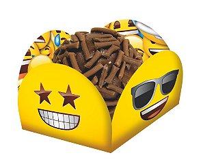 Porta Forminha - Emoji - 40 unidades