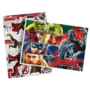 Kit Decorativo - Os Vingadores 2