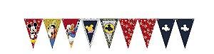Faixa Decorativa Mickey e Seus Amigos