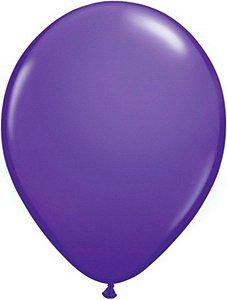 Balão Latex n°9 - Roxo - 50 und