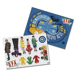 Kit Decorativo - Detetives do Prédio Azul - DPA