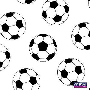 TNT Estampado Bola de Futebol - 5 metros