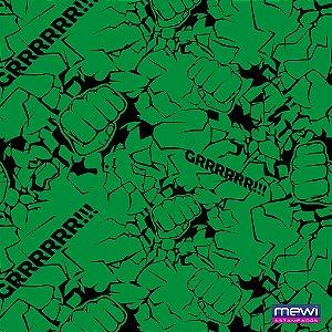 TNT Estampado - Hulk - 05 Metros