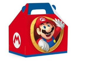Caixa Surpresa Maleta - Super Mario Bros - 10 unidades