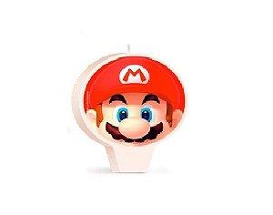 Vela Plana - Festas Super Mario Bros