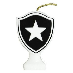 Vela Plana Emblema - Botafogo