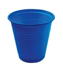 Copo Descartável - Azul Escuro - 200ml