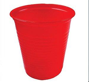 Copo Descartável - Vermelho - 200ml