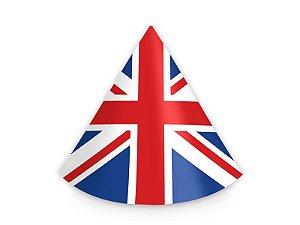 Chapéu de Aniversário - Londres - 08 unidades