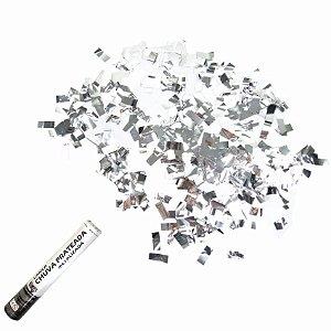 Lança Confete - Chuva de Prata - 30 cm