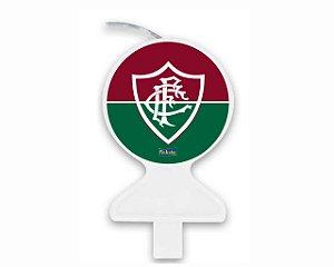 Vela Plana Emblema - Fluminense