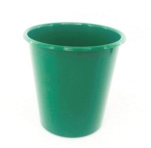 Balde Plástico de Pipoca - Verde - 01 litro
