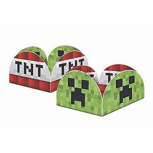 Porta Forminha - Festa Mini Pixel - 40 unidades