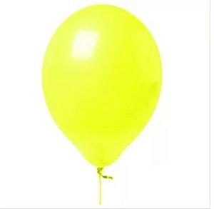 Balão Neon nº9 - Amarelo Neon -Art-Latex