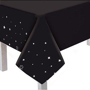 Toalha de mesa Plástica - Astronauta