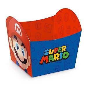 Mini Cachepot -  Festa Super Mario Bros - 10 unidades