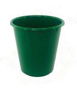 Balde Plástico de Pipoca - Verde Escuro - 01 litro