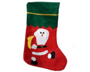Sapatinho de Natal - Papai Noel
