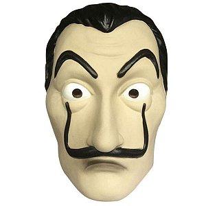 Máscara Plástica La Casa de Papel - Salvador Dali