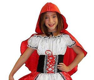 Capa vermelha- Chapeuzinho Vermelho