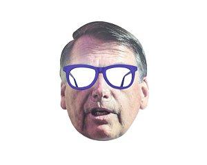 Óculos Máscara Meme - Bolsonaro
