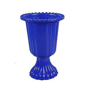 Vaso Grego de Plástico - Azul Escuro