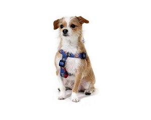 Peitoral Para Cachorro - Superman - Tamanho EG