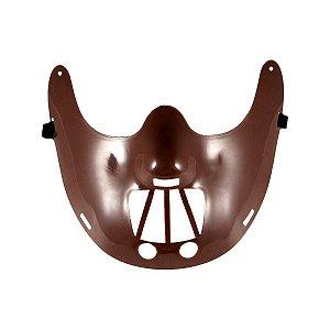 Máscara Plástico - Hannibal - Halloween