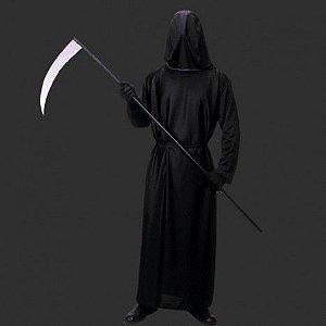 Fantasia Adulto Halloween - Morte Invisível