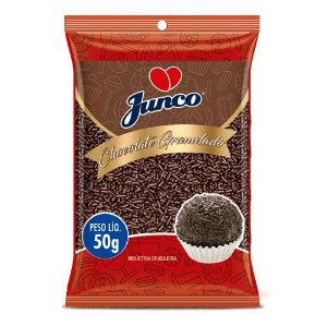 Granulado Chocolate -  50G