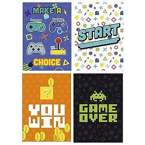 Enfeite de Mesa - Vídeo Game - 5 unidades