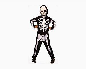 Fantasia Infantil - Esqueleto - G